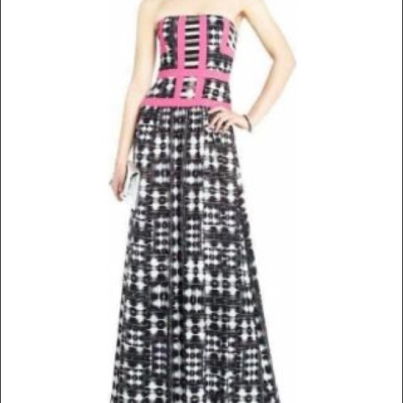 BCBGMaxAzria Dresses & Skirts - BCBGMAXAZRIA maxi dress